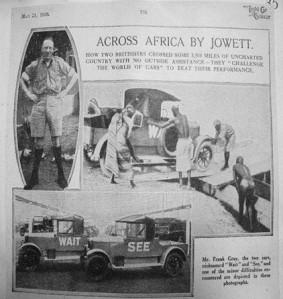 REF: WYB324/12/1, Scrapbook, Feb 1926 – Oct 1926
