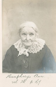 Ann Humphreys of Dewsbury, admitted after trying to drown herself in 1871